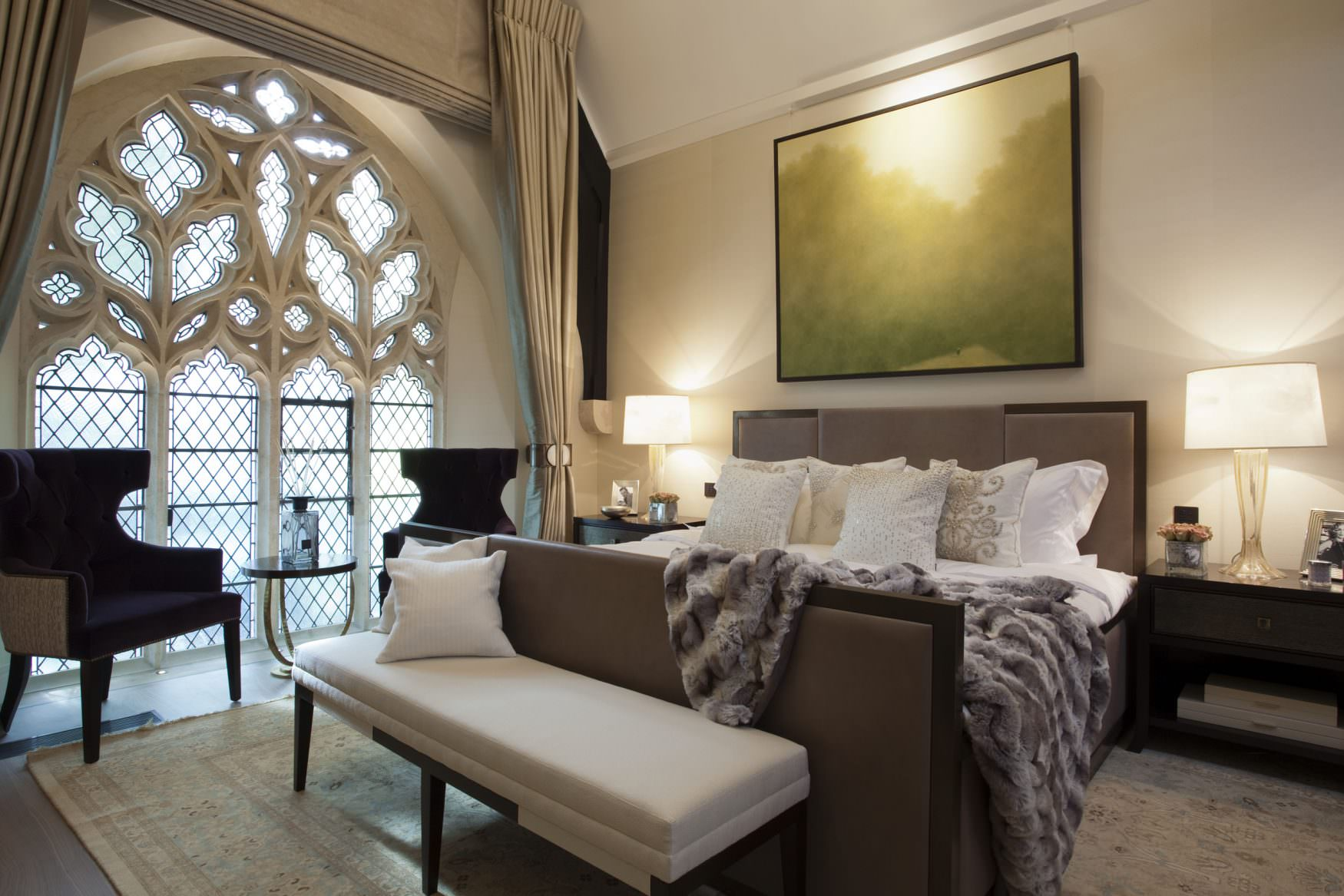 Home taylor interiors - St Saviours Church Knightsbridge