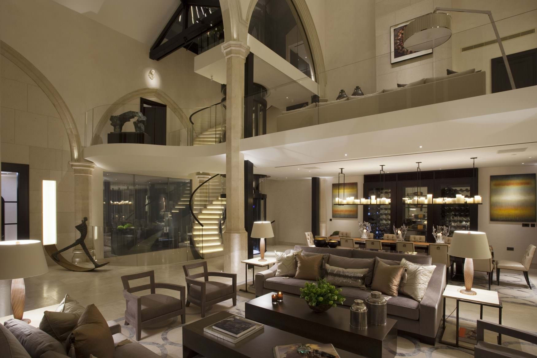 Knightsbridge house taylor howes for Knightsbridge homes