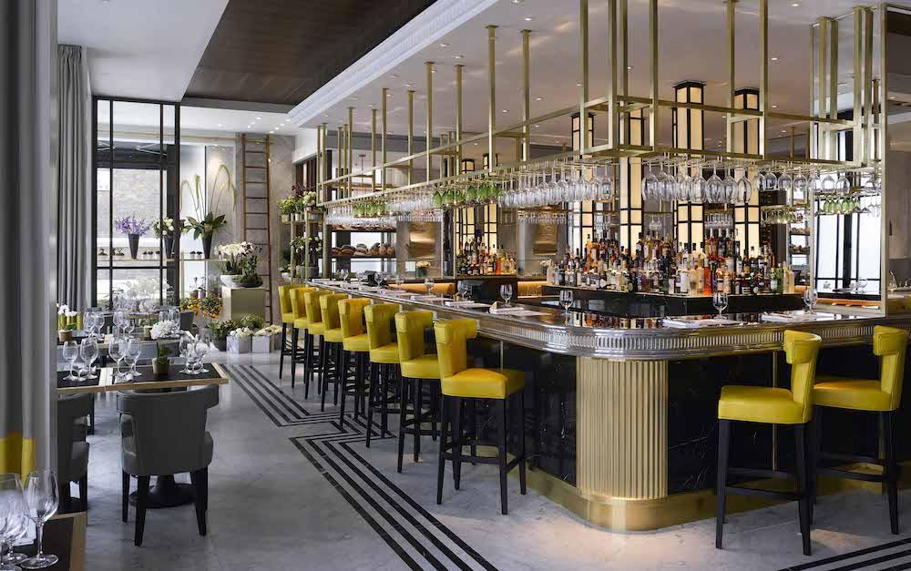Kensington Pavilion Restaurant Taylor Howes