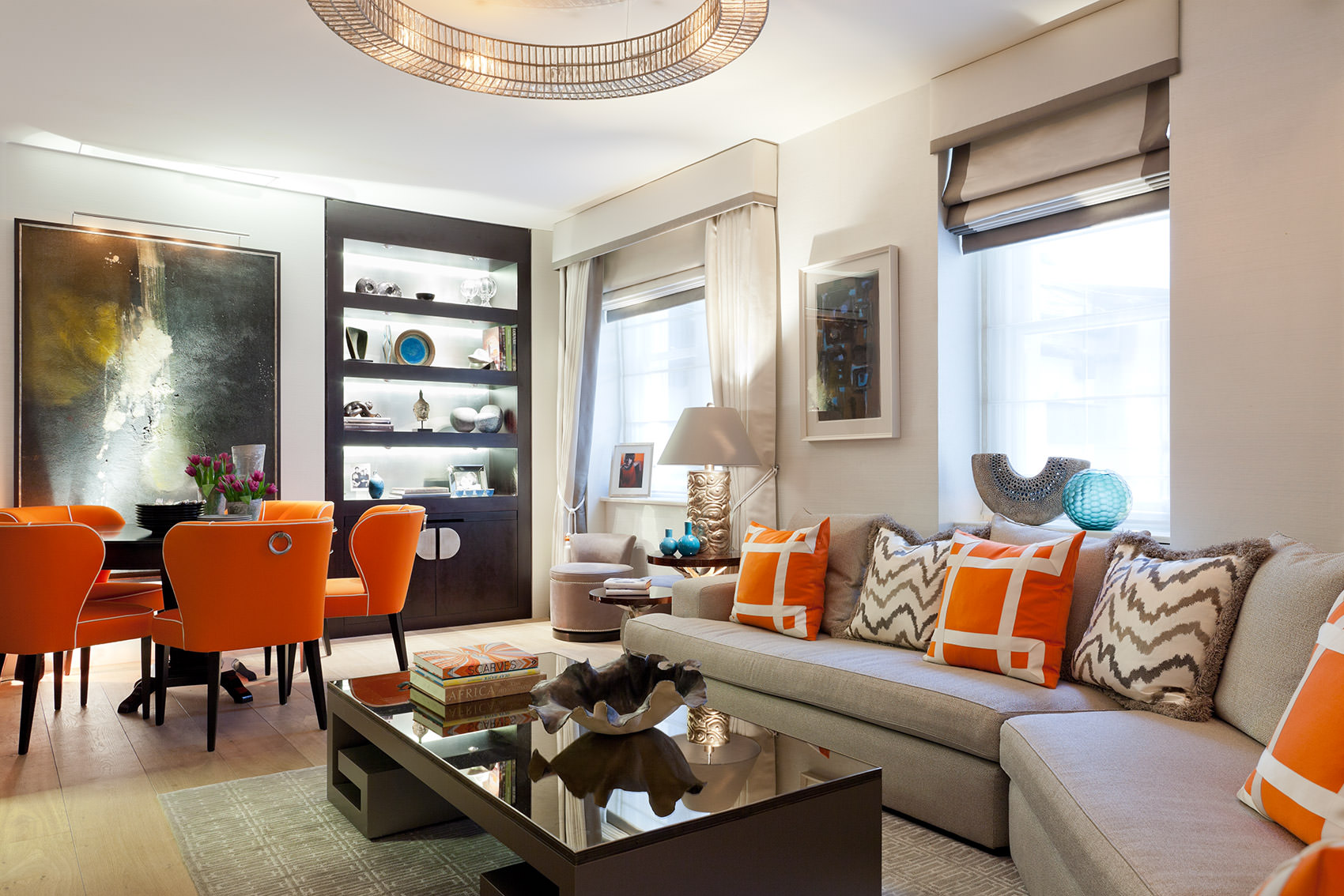 South street taylor howes for London living room ideas