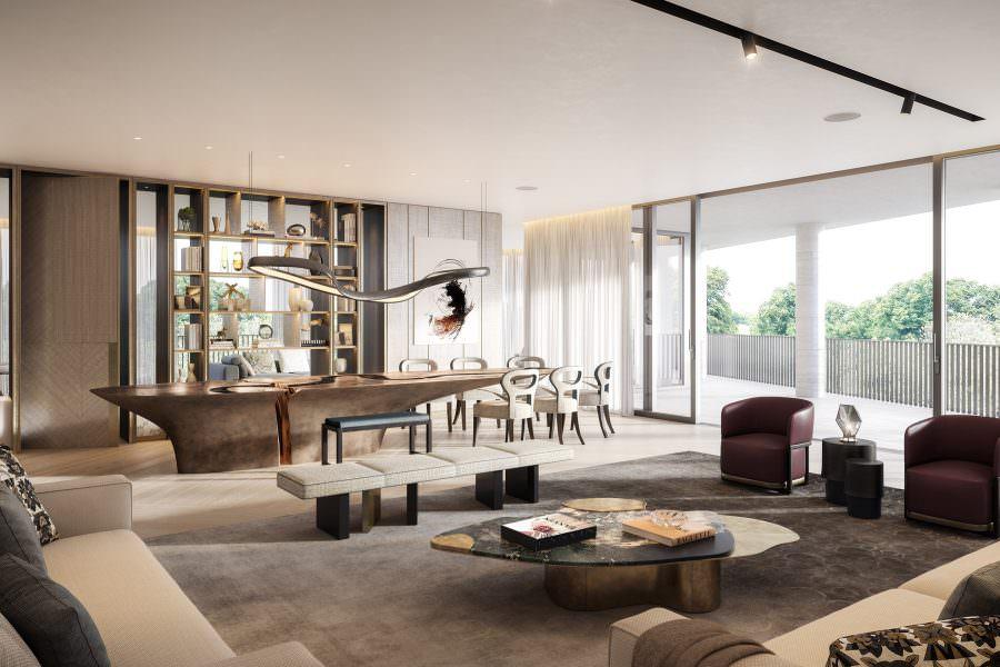 Taylor Howes Luxury Interior Design London Our Portfolio